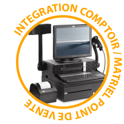 INTEGRATION COMPTOIR / MATERIEL POINT DE VENTE