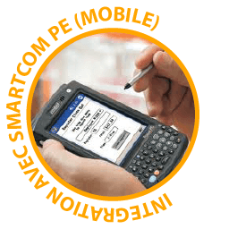 INTEGRATION AVEC SMARTCOMPE (MOBILE)